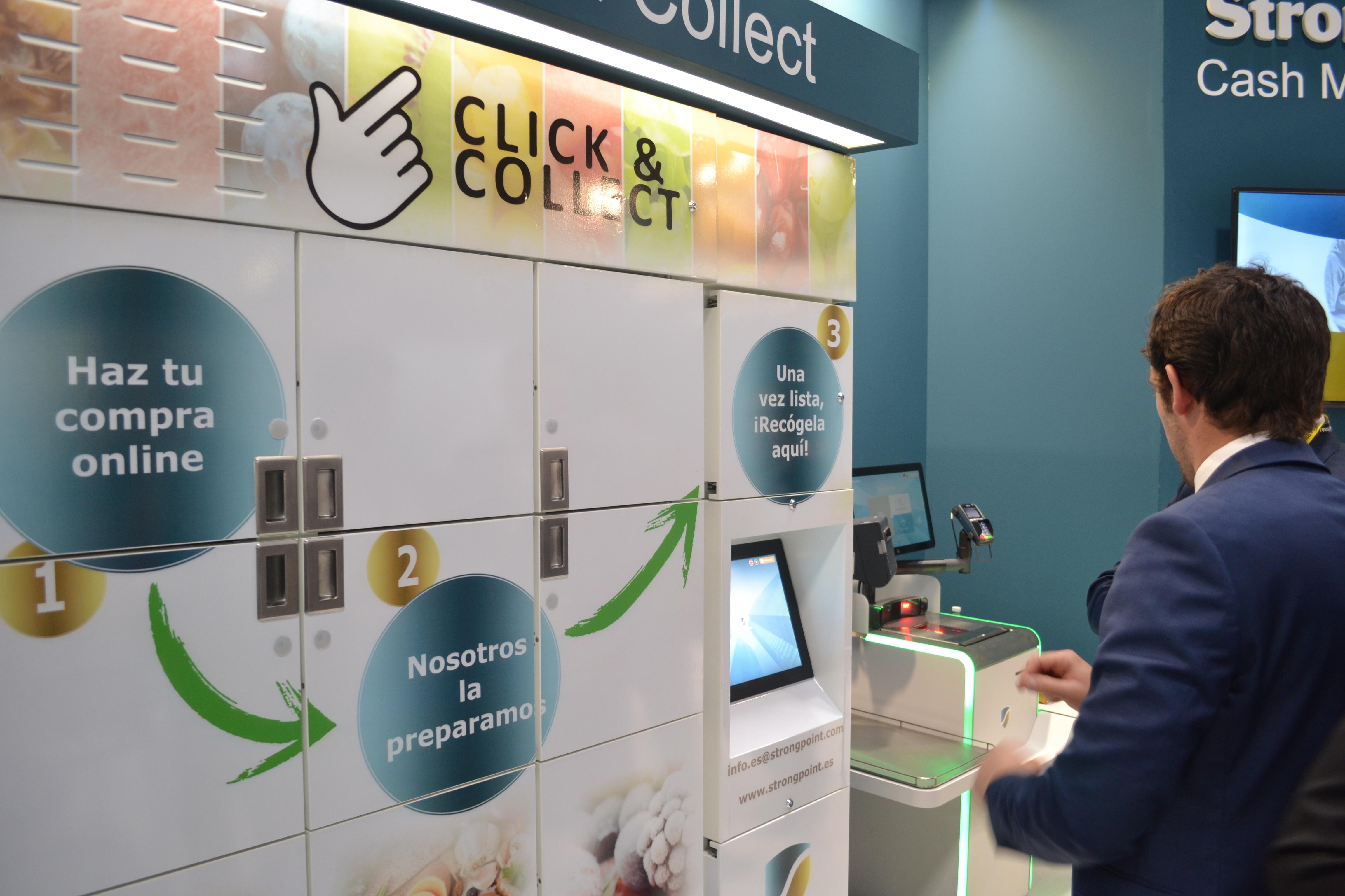 Click & Collect: El presente de las compras online de alimentos